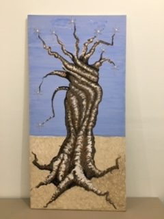 Thick Twisted Tree