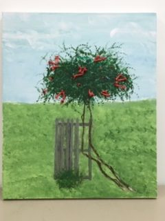 Tree with Grass